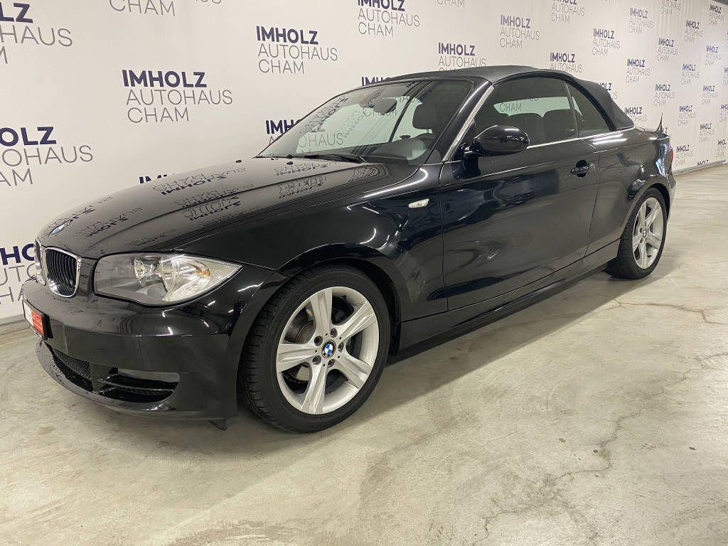 BMW 118i Steptronic (Cabriolet)